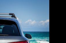 Audi Q5 на дисках V-FF 110 Carbon Graphite