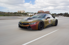 BMW i8 на дисках ZITO ZF03