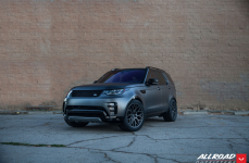 Land Rover Discovery на дисках VOSSEN HF-2