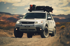Subaru Forester XT Touring на дисках Black Rhino Boxer