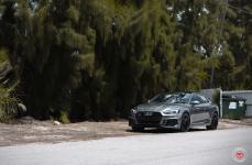 Audi A5 на дисках