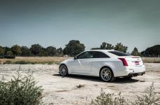 Cadillac ATS-V Coupe на дисках Avant Garde M610