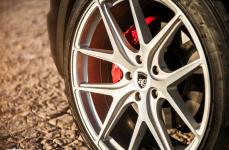 Porsche Cayenne Turbo на дисках Avant Garde M580