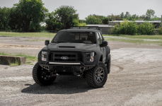 Ford F150 на дисках Black Rhino Warlord