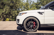 Land Rover Range Rover на дисках Avant Garde M652
