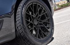 Porsche Macan на дисках TSW Sebring
