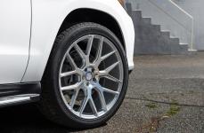 Mercedes Benz GLS 450 на дисках Niche Intake