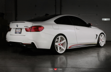 BMW 4 Series на дисках Vossen Forged VPS-303