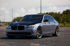 BMW 7 Series на дисках Vossen Forged VPS-306