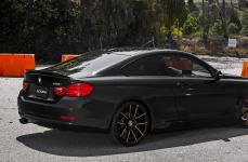 BMW F32 4 SERIES на дисках LEXANI GRAVITY