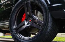 Mercedes AMG G63 на кованых дисках Vossen Forged VPS317