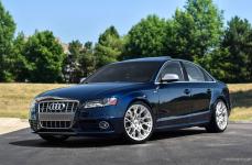 Audi A4 на дисках TSW SEBRING