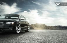 Audi S5 на дисках Vorsteiner V-FF 104