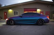 BMW F32 435i на дисках ZITO ZS05