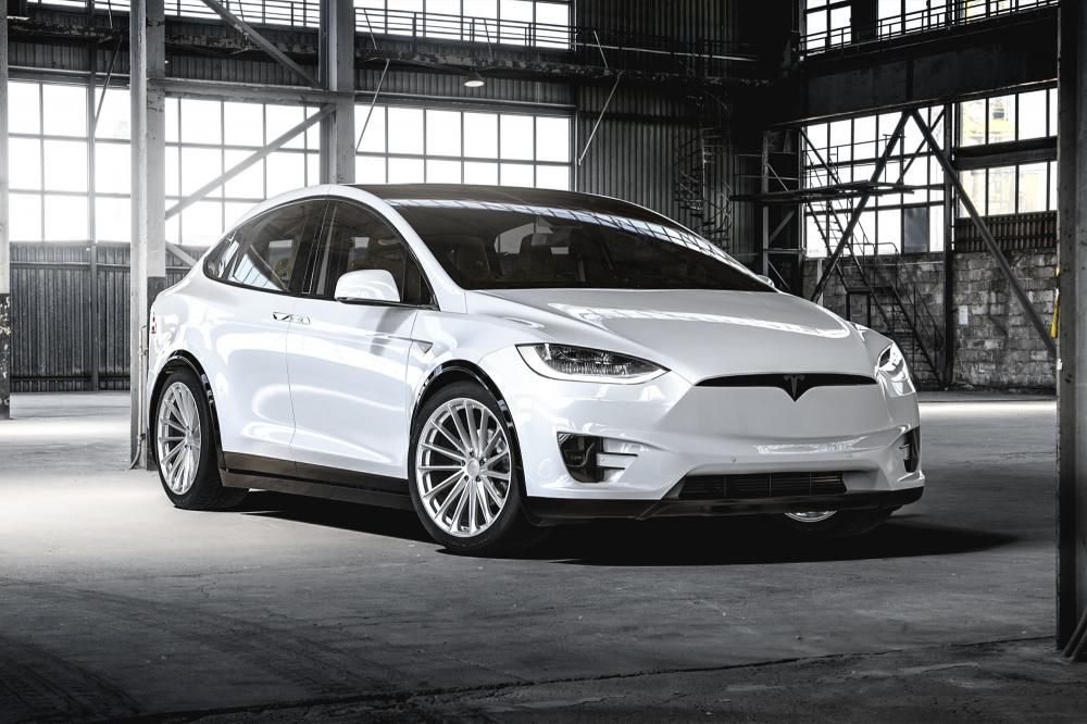 Tesla Model X на Дисках OHM PROTON