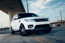 Land Rover Range Rover Sport на дисках Niche Verona