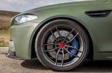 BMW M5 на дисках Vorsteiner V-FF 105