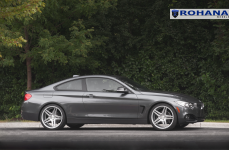 BMW 435i на дисках Rohana RC8