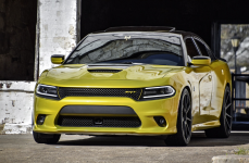 Dodge Charger Scatpack на дисках Velgen VMB9