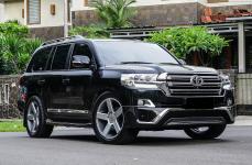 Toyota Land Cruiser на дисках KMC MC5