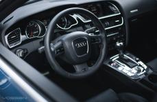 Audi RS5 на кованых дисках Vossen Forged VPS-303
