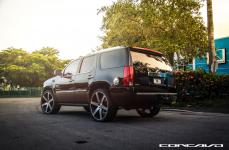 Cadillac Escalade на дисках Concavo CW-6