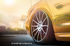 Volkswagen CC на дисках Concavo CW-12
