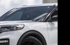 Ford Explorer ST на дисках Hybrid Forged HF-5