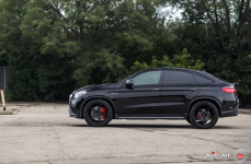 Mercedes-Benz GLE на дисках Vossen Forged VPS-302