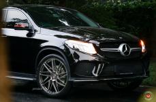 Mercedes-Benz GLE400 на кованых дисках Vossen Forged VPS-314T