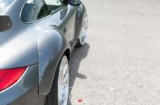 Porsche GT3 на дисках Vossen Forged VPS313