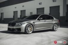 BMW M5 (F90) на Дисках VOSSEN FORGED S21-01