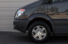 Mercedes Benz Sprinter на дисках Mandrus Atlas