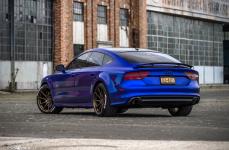 Audi A7 на дисках Avant Garde M621 20