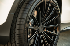 Mercedes-Benz AMG GLC 63 на дисках XO Luxury London
