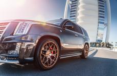 Cadillac Escalade на дисках Ferrada FT3