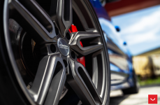 Kia Stinger GT на дисках Hybrid Forged HF-1