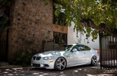 BMW M3 на дисках Concavo CW-5 Gunmetal