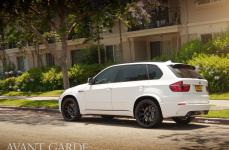 BMW X5 M на дисках Avant Garde M310