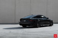 Audi A7 на дисках VOSSEN HF-5
