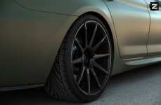 BMW F06 M6 на дисках ZITO ZS03