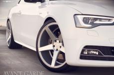 Audi S5 на дисках Avant Garde M550