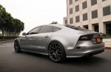 Audi S7 на дисках TSW Nurburgring