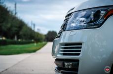 Range Rover на кованых дисках Vossen Forged VPS-305T