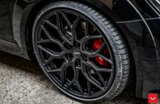 Audi TTS на дисках Hybrid Forged HF-2