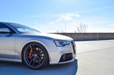 Audi RS5 на дисках Vorsteiner V-FF 105