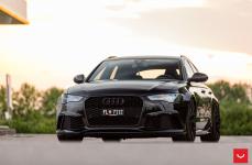 Audi A6 на дисках VOSSEN HF-2