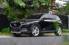 Mazda CX-5 на Дисках VOSSEN VFS5