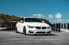 BMW F80 M3 на дисках Velgen Classic5