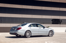 Mercedes-Benz S560 на дисках XO Luxury London